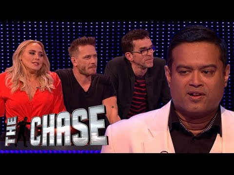 Amy Walsh, Matthew Wolfenden and Mark Charnock's Incredibly Close Final Chase | The Celebrity Chase