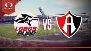 EN VIVO: Lobos BUAP vs Atlas | Televisa Deportes