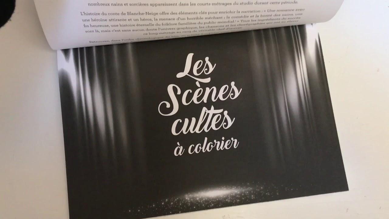 Coloriage Adulte Blanche Neige.Blanche Neige Les Grands Classiques A Colorier 30 Scenes Cultes De Chez Hachette