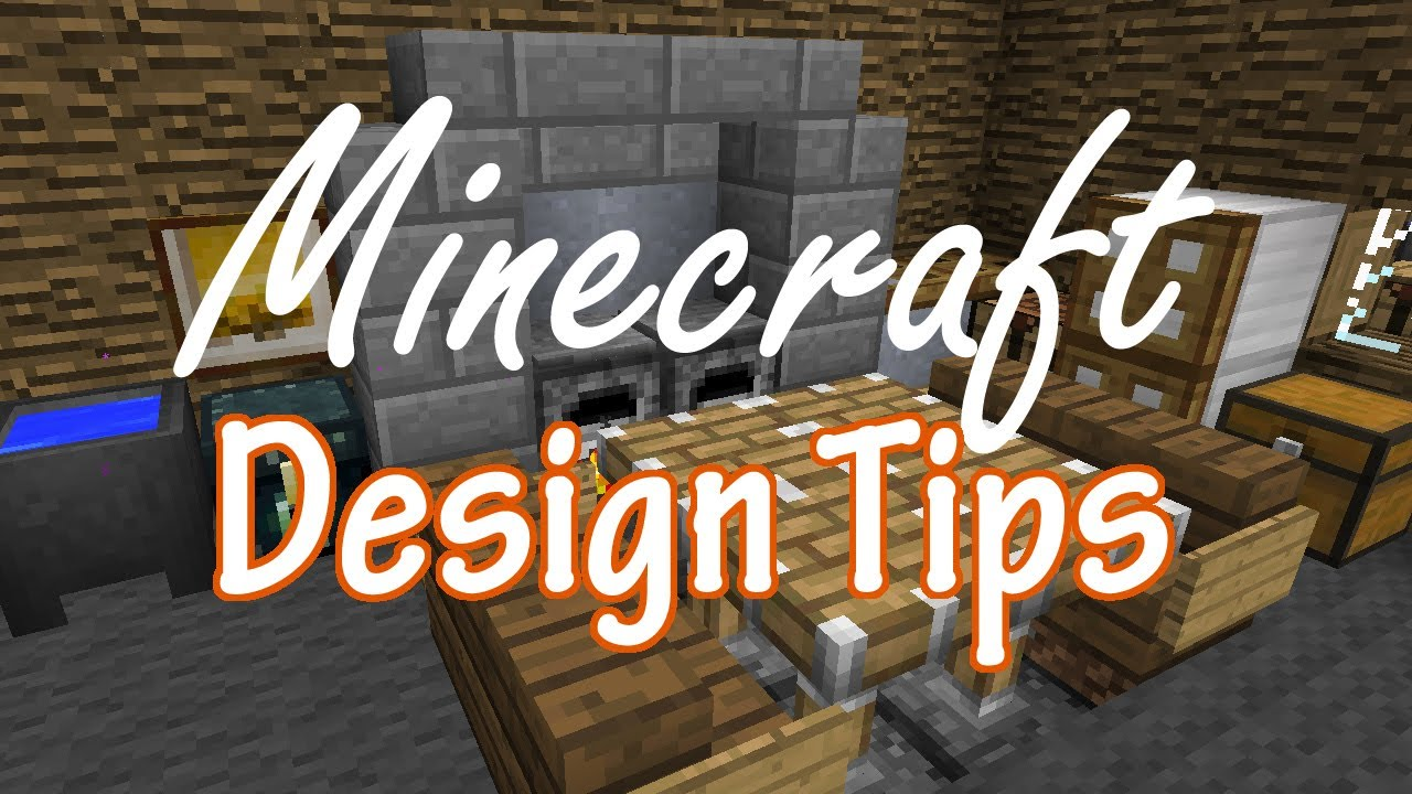 Minecraft Interior Design Tips