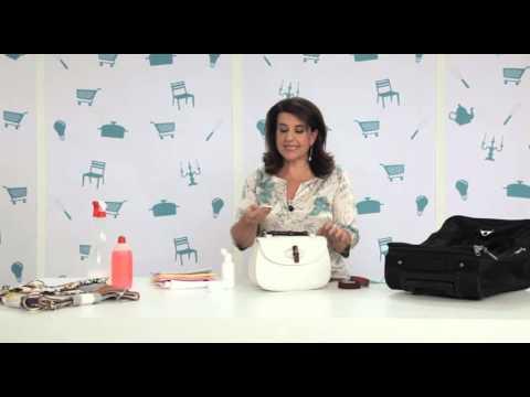 Come pulire borse in pelle e valigie