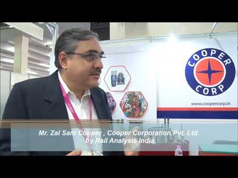 Exclusive Interview With Mr. Zal Sam Cooper, Cooper Corporation Pvt. Ltd.