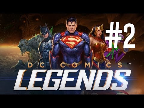 DC Legends (by Warner Bros.) - iOS/Android - HD Gameplay Trailer Chapter 2 Walk Through