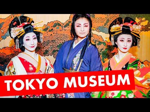 Edo-Tokyo Museum in Japan (江戸~東京の歴)