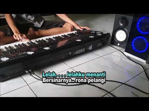 Cover Cinta Berawan Karaoke Dangdut Koplo Instrument Keyboard No Vokal