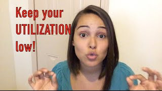 Improve Your Credit Score QUICKLY! (Credit Card Utilization)