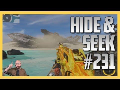 Hide and Seek #231 on BERMUDA (New IW DLC Map)