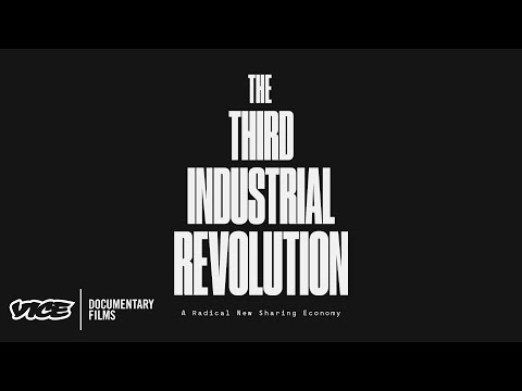 The Third Industrial Revolution: A Radical New Sharing Econo