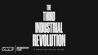 The Third Industrial Revolution A Radical New Sharing Economy