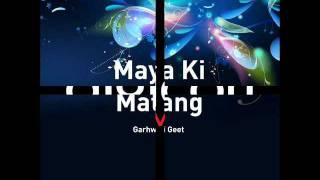 Hit Garhwali Song - Tukur Tukur Kya Jihani Che