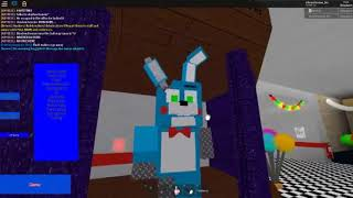 Roblox Five Nights At Freddys Ep 11 Scraped Toy Bonnie