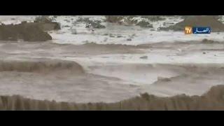 تمنراست : انتشال جثتين و انقاذ آخرين جراء الفيضانات