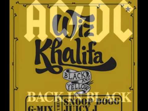 DJ TOPCAT Wiz Khalifa vs AC DC