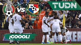 ¡Error de Pizarro y autogol de Salcedo! | Mexico 1 - 1 Panama | Liga de Naciones Concacaf  | TUDN