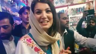 Reham Khan says changing a wife is the only 'Tabdeeli' l #MyPakistan