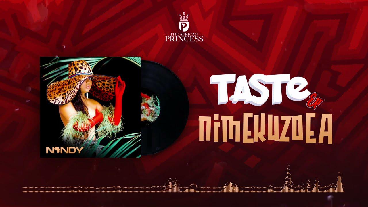 Download Nandy - Nimekuzoea (Official Audio)