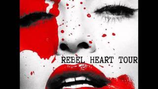 Madonna - Vogue | Fever (Rebel heart tour concept demo)