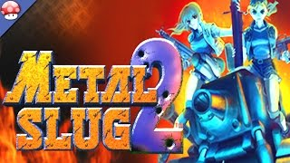 Metal Slug 2: PC Gameplay (60fps/1080p) (Steam)