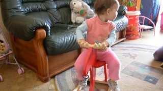 10 марта 2013г Ирина, лось и пластилин