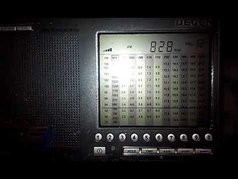 828 kHz Pravoslavnoe Radio St. Petersburg
