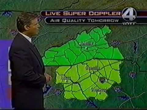 WYFF 6pm News, July 6, 2001