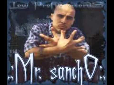 "Mr sancho ""CRAZY"""