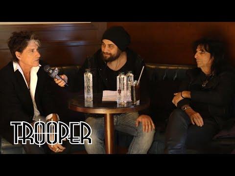 Hollywood Vampires - Interviu exclusiv pentru Rock FM