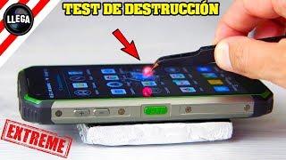 El móvil más resistente nunca antes visto!!! Blackview BV9500 Pro