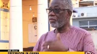 Freemason in Ghana - AM Show on JoyNews (29-11-17)