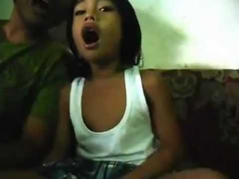 Amazing 5 year old boy sing EMOTION by BEEGES