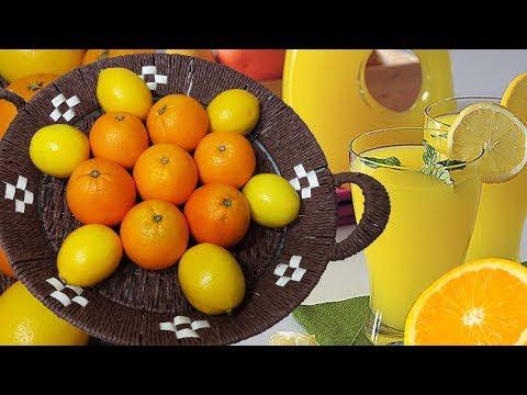 Derin Dondurucuda Limonatalık Portakal Limon Nasıl Saklanır-Limonata Tarifi