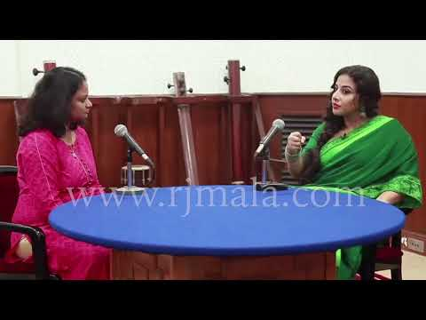 RJ Mala in exclusive conversation with Bollywood Actress Vidya Balan