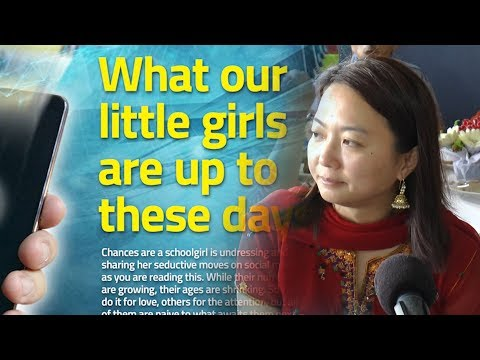Yeoh wants to raise awareness to curb exploitation of minors online