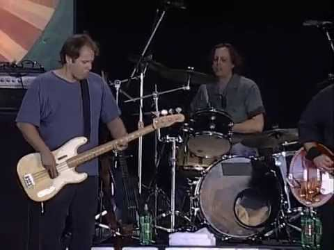Steve Earle and The Dukes - Hard-Core Troubadour (Live at Farm Aid 1999)