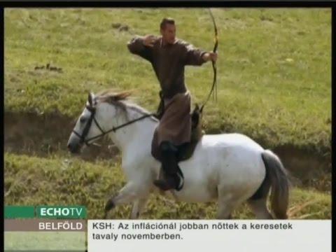 Ezért volt szükség A lovasíjász című filmre - Echo Tv letöltés