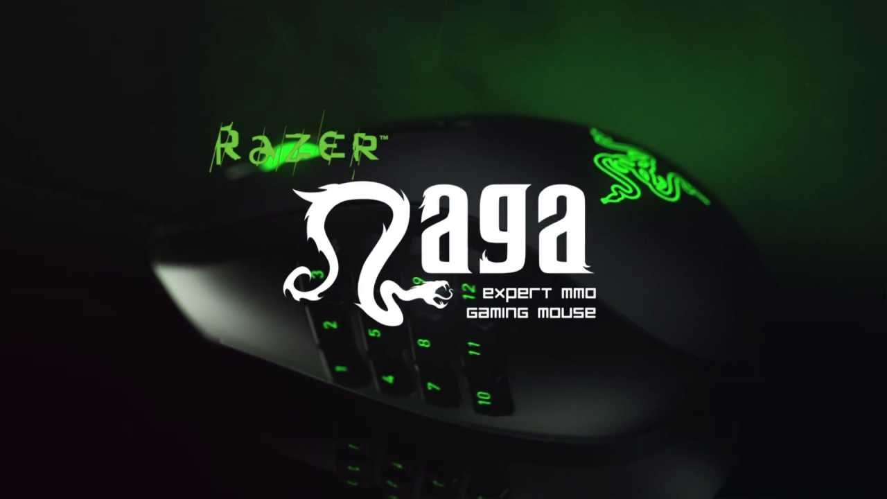 Razer Naga Mouse Driver Download Free for Windows 10, 7, 8