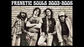 FRENETIC SOULS - Lost Album & Live Recordings
