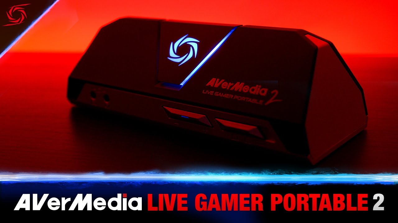 avermedia live gamer portable download