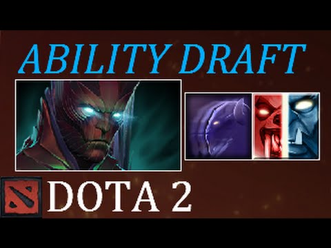 Dota 2 Closest Ability Draft Game :D Invisible Terrorwolf