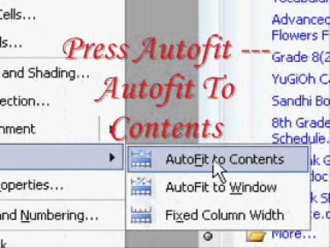 How To Make A Checklist in Microsoft Word - YouTube