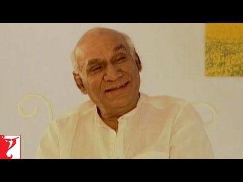 Yash Chopra in conversation with Uday Chopra - Part 1 - Dilwale Dulhania Le Jayenge