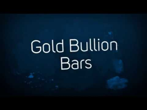 Gold Bullion Bars at The Bullion Store