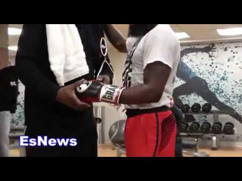 Adrien Broner I AM READY EsNews Boxing