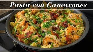 Pasta con Crema y Camarones | La Capital