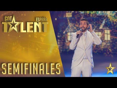 Keunam   Semifinals 3   Spain's Got Talent 2016