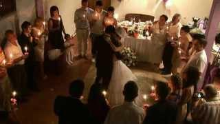 Кратко о свадьбе Миша и Юля (июль 2013)