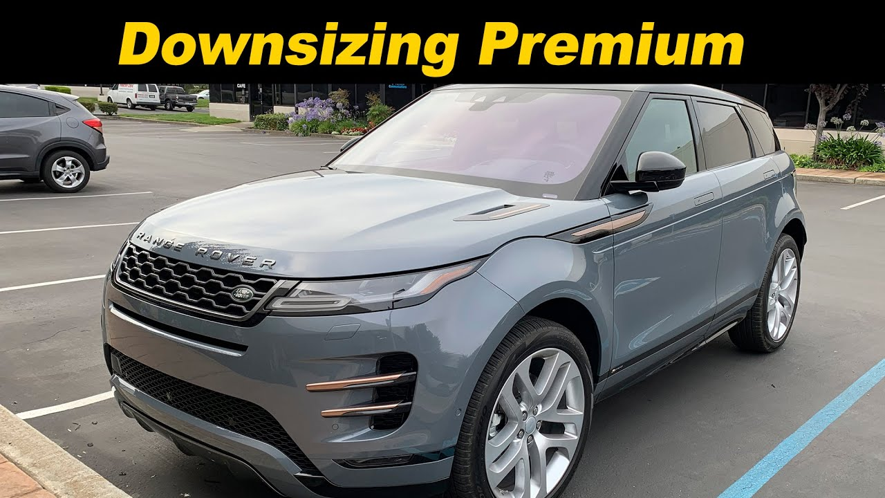 Best Cable Alternatives 2020 2020 Land Rover Range Rover Evoque | The Premium Alternative   YouTube