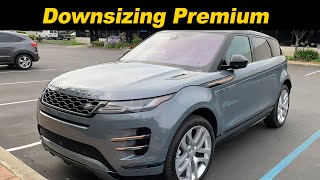 2020 Land Rover Range Rover Evoque | The Premium Alternative
