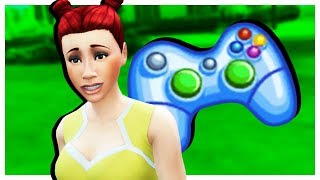THE SIMS 4 НА PLAYSTATION 4!