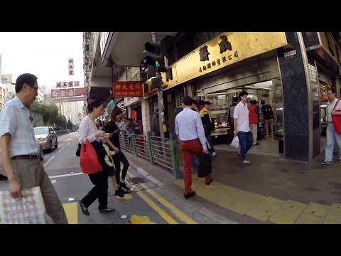 【Hong Kong Walk Tour】Cheung Sha Wan Road (fashion street)